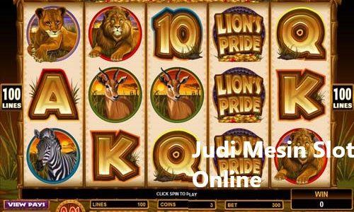 Game Judi Slot Online Uang Asli Indonesia
